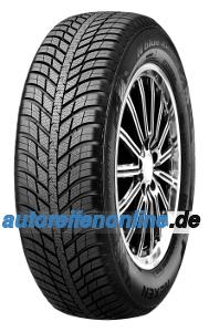 N blue 4 Season 155/65 R14 всесезонни гуми от Nexen