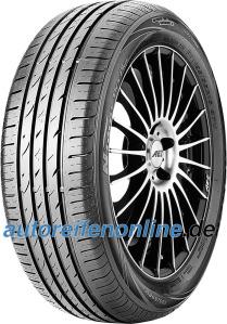 N blue HD Plus 195/60 R15 bildæk fra Nexen