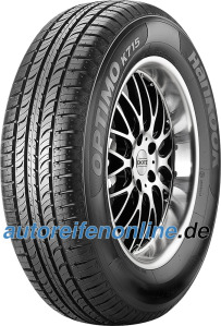Kinergy Eco 2 K435 165/70 R13 from Hankook passenger car tyres